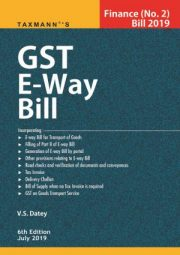 Buy GST E-Way Bill Book