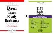 Buy Direct Tax and GST Ready Reckoner
