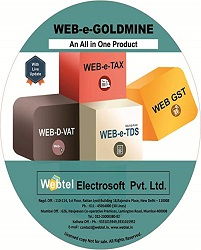 Buy Website Goldmine Returns Software for F.Y. 2018-19 at 10% Discount