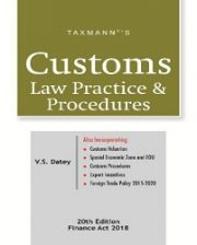 Customs Law Practice & Procedures