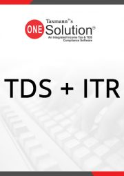 Buy or Renew Taxmann One Solution Combo TDS + ITR (2019-20)