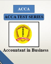 ACCA ACCOUNTANT IN BUSINESS Test Series By Anant Institute