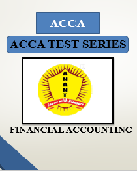 ACCA FINANCIAL ACCOUNTING Test Series By Anant Institute