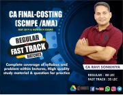 CA Final AMA Old Course FASTTRACK Video Lectures by CA Ravi Sonkhiya