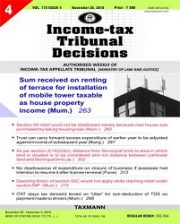 Income-Tax Tribunal Decisions