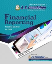 CA FINAL FINANCIAL REPORTING - PRACTICE BOOKLET