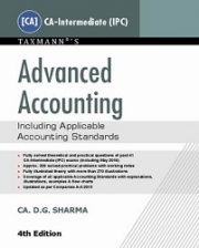 Advanced Accounting [CA-Intermediate (IPC) Group II] by CA DG Sharma