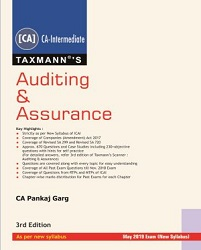 Auditing & Assurance by CA Pankaj Garg (CA-Intermediate)