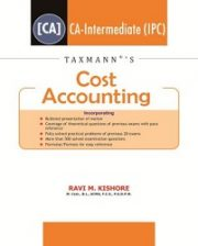 CA Intermediate Cost Accounting