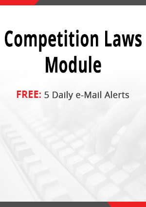 Competition Laws Module