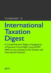 International Taxation Digest