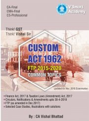 CA FINAL CUSTOM HANDBOOK COMPREHENSIVE SMART GUIDE BY CA VISHAL BHATTAD (PREBOOKING)