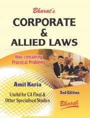 Ca Final CORPORATE & ALLIED LAWS