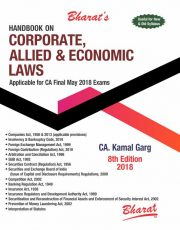 CA Final CORPORATE, ALLIED & ECONOMIC LAWS