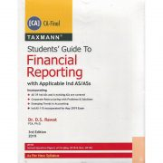CA FINAL STUDENT GUIDE TO FINANCIAL REPORTING BY DR. D.S.RAWAT (NEW SYLLABUS)