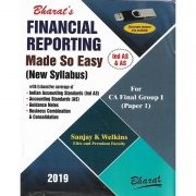 CA FINAL BHARAT FINANCIAL REPORTING MADE SO EASY (CA FINAL NEW SYLLABUS )