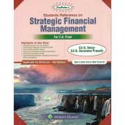 STRATEGIC FINANCIAL MANAGEMENT BY CA G.SEKAR & CA B.SARAVANA PRASATH (OLD SYLLABUS) CA-INTER