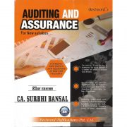 AUDITING AND ASSURANCE BY CA SURBHI BANSAL (NEW SYLLABUS)