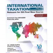 CA FINAL INTERNATIONAL TAXATION BY VINOD GUPTA (NEW SYLLABUS)