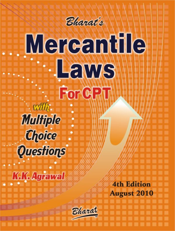 CA CPT MERCANTILE LAWS with Multiple Choice Questions by K.K. Agrawal