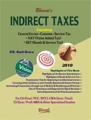 Ca Final INDIRECT TAXES by CA. Amit Arora