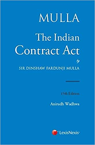 Mulla The Indian Contract Act