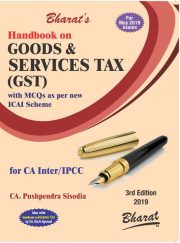 CA Inter OODS & SERVICES TAX (GST)