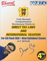 CA FINAL DIRECT TAX LAWS & INTERNATIONAL TAXATION By Durgesh Singh