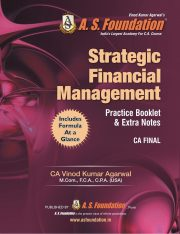 SFM strategic financial management CA Vinod Kumar Agarwal