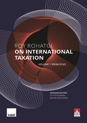 Roy Rohatgi on International Taxation