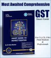 CA FINAL GST HANDBOOK COMPREHENSIVE SMART GUIDE BY CA VISHAL BHATTAD