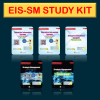 CA Inter EIS-SM Study Kit with 2100+ MCQs 2100 plus MCQs and Practice Sets (Combo) By Prof. Om Trivedi