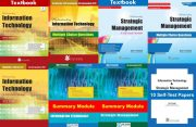 CA Inter IT-SM Study Kit with 2000+ MCQs Practice Sets (Combo) By Prof. Om Trivedi