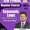 CA Final Economic Law Video Lectures by CA Darshan Khare
