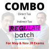 CA Final COMBO Direct & Indirect Tax (REGULAR BATCH) By CA Bhanwar Borana and CA Rajkumar