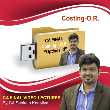 CA Final AMA FASTTRACK Old Course Video Lecture by CA Sankalp Kanstiya
