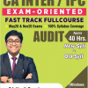 CA INTER IPC AUDIT VIDEO LECTURE FAST TRACK FULL COURSE – BY CA KAPIL GOYAL