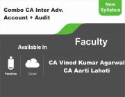 CA Inter Adv. Account + Auditing & Assurance (Regular Course)
